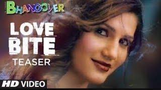 Love Bite | Journey of bangover | Sapna Chaudhary