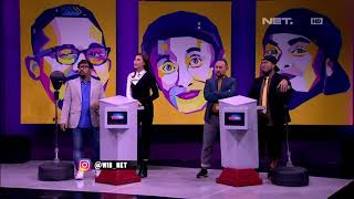 Patricia Gouw Ga Bisa Terima Jawaban Cak Lontong 2/4