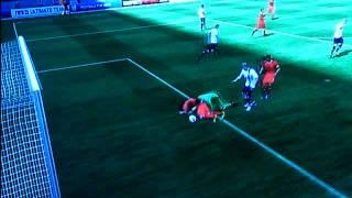 FIFA13 Goalkeeper Humping