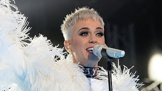 Katy Perry POSTPONES Witness Tour & Blames This