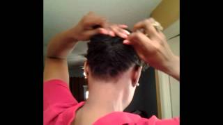 #47 Styling Type 4 Fine/Thin/Lower Density Natural Hair