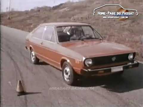 Test Drive - Dasher 1974