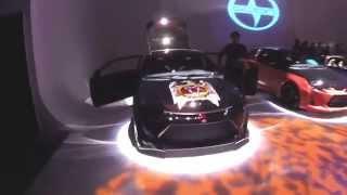 Scion's SLAYER Themed Car   GEAR GODS