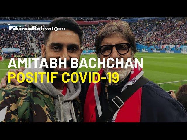 Amitabh Bachchan Positif Covid-19, Menteri Kesehatan: yang Kontak Harus Diuji dan Dikarantina