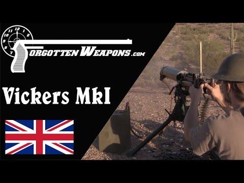 Download Vickers Heavy Machine Gun