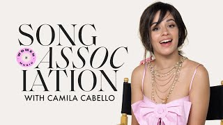 Download Camila Cabello Sings Céline Dion, Mariah Carey, and SZA in a Game of Song Association | ELLE Mp3 and Videos