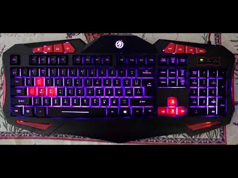 Клавіатура дротова Piko KX5 USB (1283126489600)