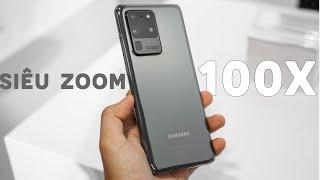 Trải nghiệm thực tế  Camera 108MP Galaxy S20 Ultra: Zoom 100x siêu khủng