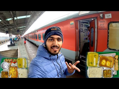Bangalore rajdhani Express 3rd AC journey Compilation