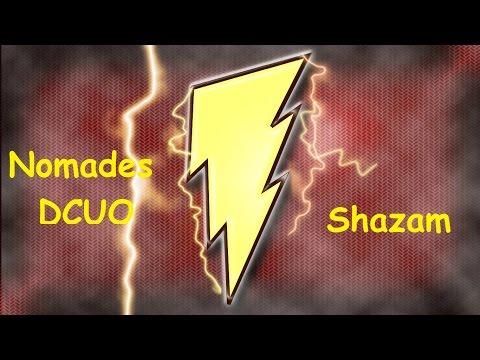 DCUO - Style - Shazam (Captain Marvel)