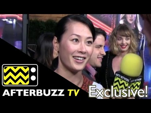 Olivia Cheng @ Marvel's DareDevil Premiere  AfterBuzz TV
