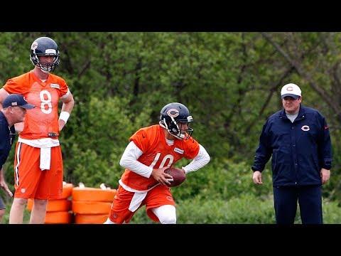 Chicago Bears begin organized team activities