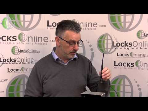 LocksOnline Multicom Door Intercom using mobile phone technology   LocksOnline Product Reviews