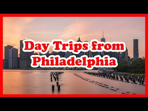 5 Top-Rated Day Trips from Philadelphia, Pennsylvania | the United States Day Tours Guide