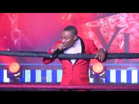 Video (stand up): Comedian Mr. Makati Talks Wizkid, Fighting & More at AY Live