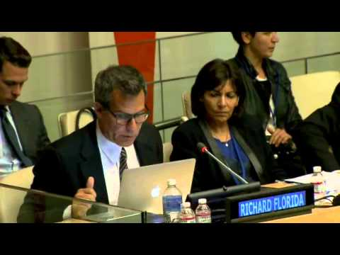 richard florida United Nations Economic and Social Council 2014