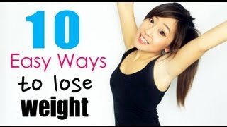 One of bubzbeauty's most viewed videos: 10 Easy Ways to Lose Weight