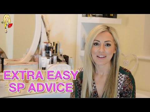 SLIMMING WORLD EXTRA EASY SP ADVICE