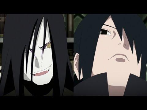 Naruto - Sasuke Shinden 「AMV」- Mortals
