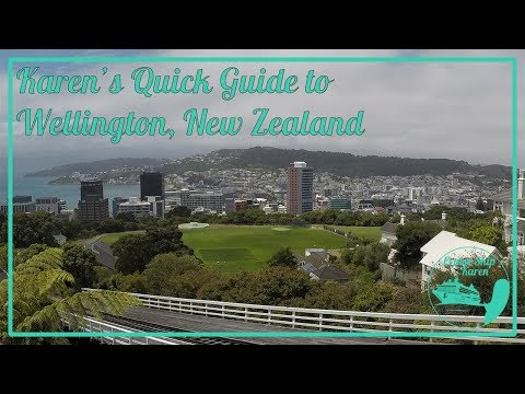 Karen's Quick Guide to Wellington