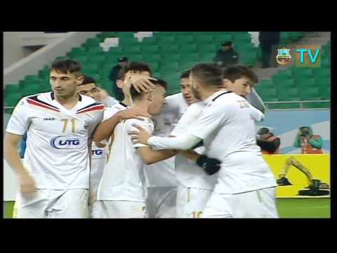 ACL-2016 Play-off Bunyodkor (UZB) 2-0 Al-Shabab (UAE) MATCH REVIEW