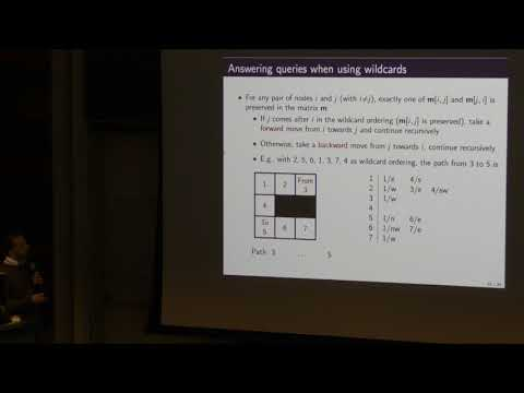 ICAPS 2017: Compressed Path Databases with Ordered Wildcard Substitutions