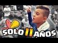 Download Con Solo 11 AÑos HumillÓ A Su Rival !!   Niños En