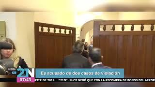 Jean Claude Arnault es acusado de 2 casos de violación