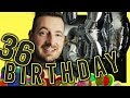 36th Brithday! Team Reveal & Evaluation of Year! - Men's Finest Vlog Videos