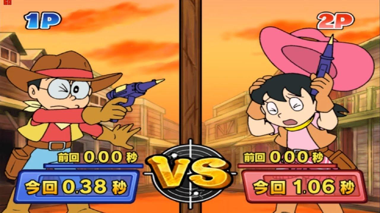 ドラえもん Doraemon Wii Game 2019 #Nobita Bắt Nạt Shizuka #Best ...