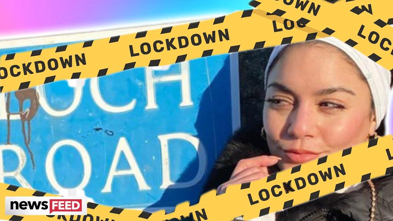 Vanessa Hudgens SLAMMED For Breaking Lockdown Guidelines!