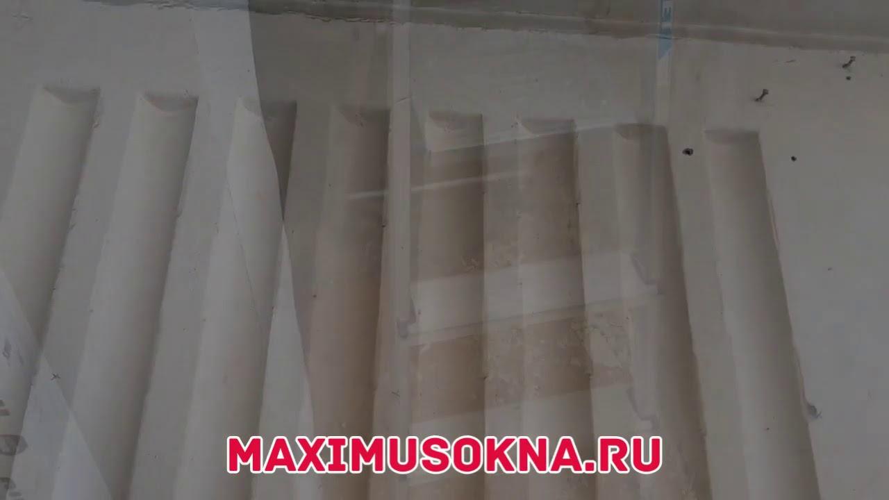 Остекление, утепление, отделка лоджии в доме серии ПД-4
