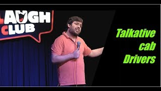 Talkative Cab Drivers | Stand-up Comedy by Mayank Pandey