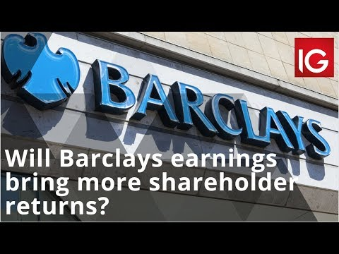 Will Barclays Earnings Bring More Shareholder Returns?