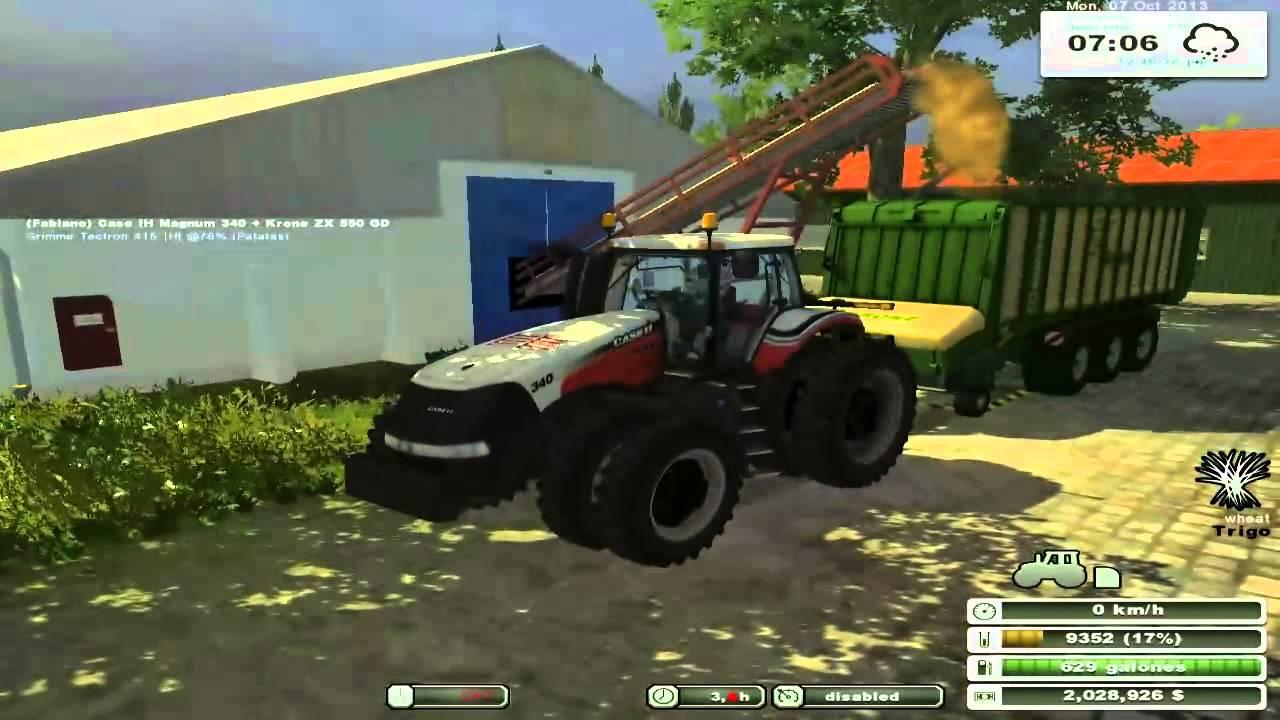 Farming Simulator 2013 патч
