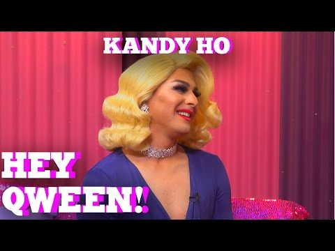 KANDY HO on HEY QWEEN! with Jonny McGovern