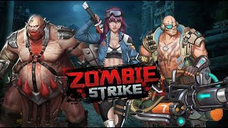 Zombie Strike Gameplay | Mobile | No Commentary