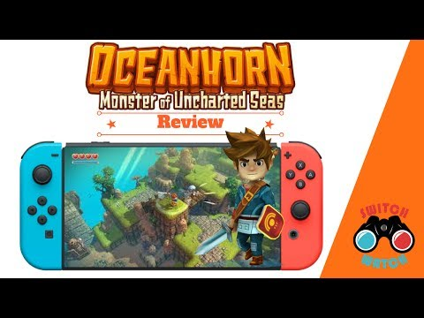 Oceanhorn Switch Review