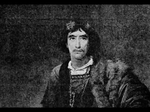 Very Rare! Sir Henry Irving's Recitation from Richard III 1898