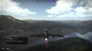 War Thunder: F86 F-2 Sabre ace in one game