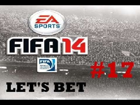 Lets Bet Fifa 14 HD # 17 : FC Arsenal - Hull City
