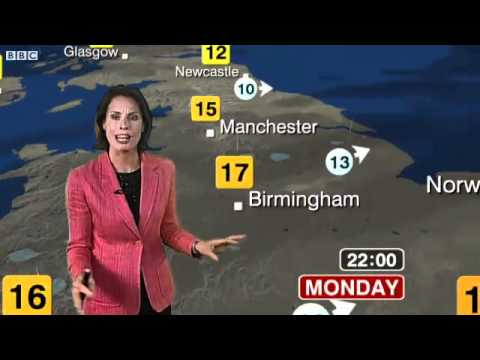 BBC Weather: Latest UK Weather Forecast - Monday 3 October 2011, 15:41