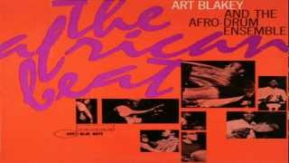 Art Blakey & The Afro-Drum Ensemble - Ayiko Ayiko (Welcome, welcome, my darling)