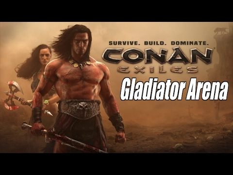 Conan Exiles:Gladiator Arena  