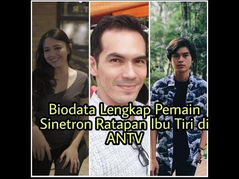 Biodata Lengkap Pemain Sinetron Ratapan Ibu Tiri di ANTV