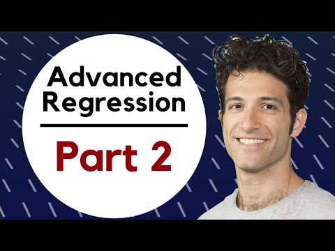 Regression IV (Part b) - Categorical X variables | Interaction terms