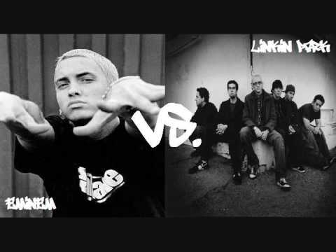 Linkin Park vs. Eminem - Faint vs. Without Me (Mash up)