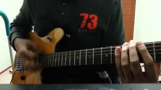 マンピーのG★スポット Guitar Cover