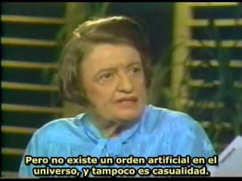 Ayn Rand Sobre el Absurdo de Dios