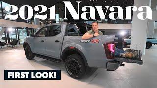 2021 Nissan Navara: first look and walkaround review